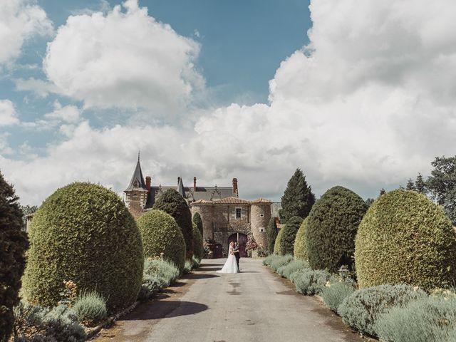Le mariage de Abhishek et Camille à Nantes, Loire Atlantique 35
