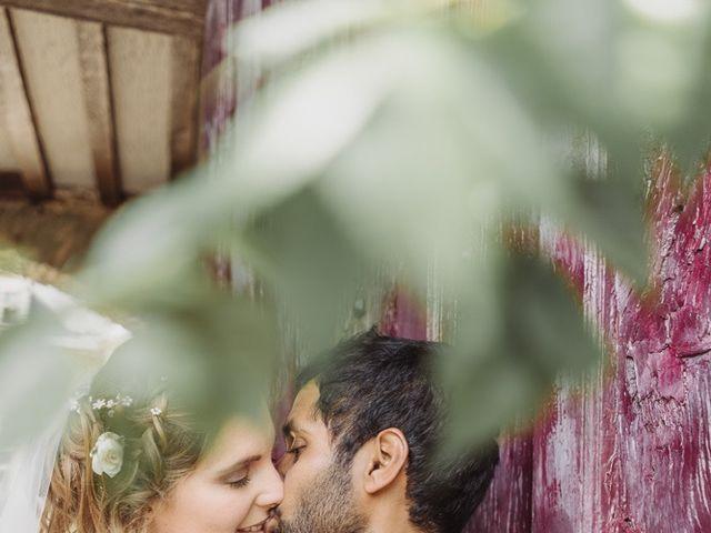 Le mariage de Abhishek et Camille à Nantes, Loire Atlantique 41