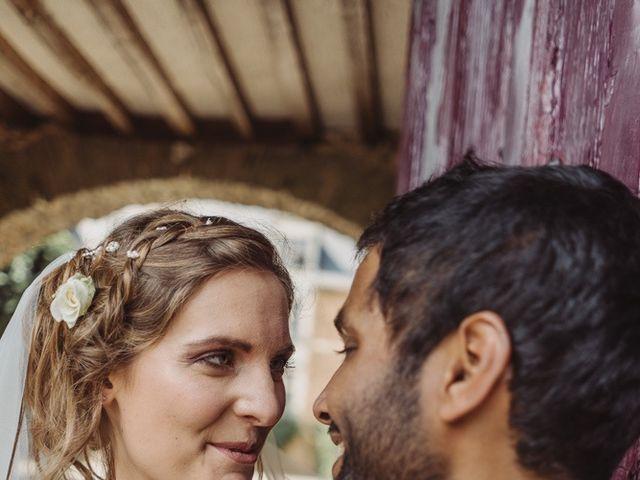 Le mariage de Abhishek et Camille à Nantes, Loire Atlantique 43