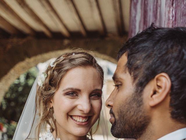 Le mariage de Abhishek et Camille à Nantes, Loire Atlantique 44