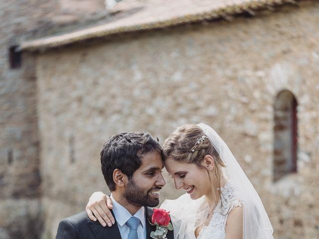 Le mariage de Abhishek et Camille à Nantes, Loire Atlantique 52