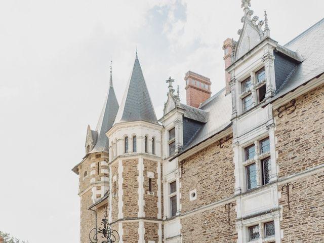 Le mariage de Abhishek et Camille à Nantes, Loire Atlantique 54