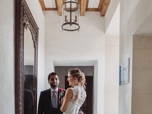 Le mariage de Abhishek et Camille à Nantes, Loire Atlantique 55