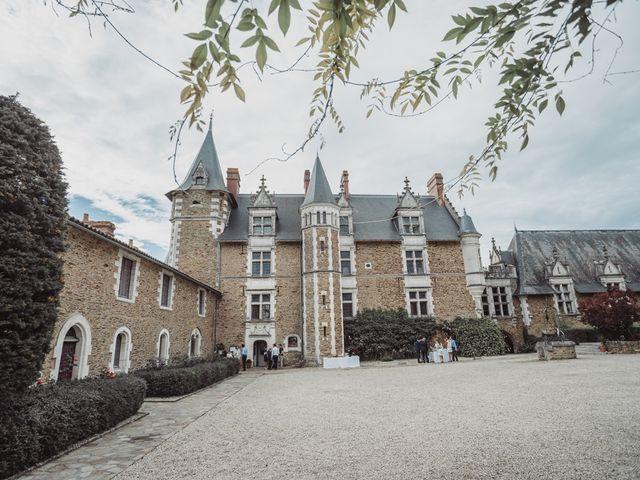 Le mariage de Abhishek et Camille à Nantes, Loire Atlantique 65