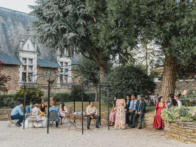 Le mariage de Abhishek et Camille à Nantes, Loire Atlantique 67