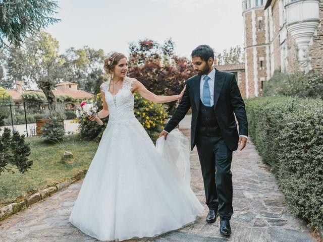 Le mariage de Abhishek et Camille à Nantes, Loire Atlantique 69