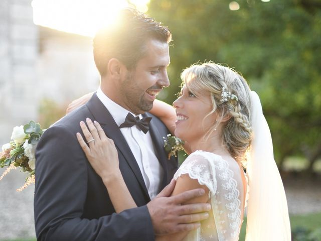 Le mariage de Mélodie et Renaud