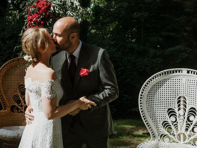 Le mariage de Lisa et Arnaud