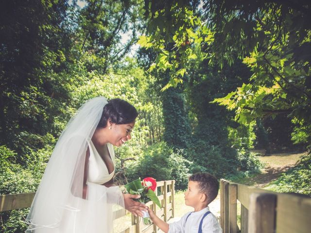 Le mariage de Antoine et Darlie à Luglon, Landes 6