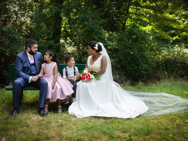 Le mariage de Antoine et Darlie à Luglon, Landes 2