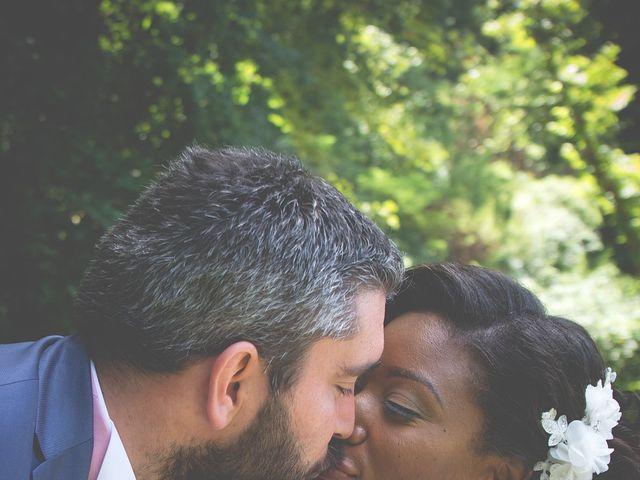 Le mariage de Antoine et Darlie à Luglon, Landes 7