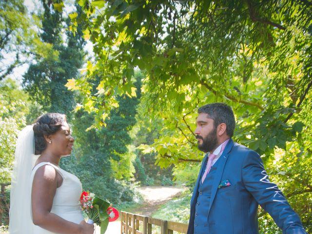 Le mariage de Antoine et Darlie à Luglon, Landes 3