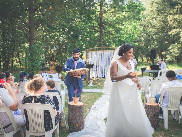 Le mariage de Antoine et Darlie à Luglon, Landes 18