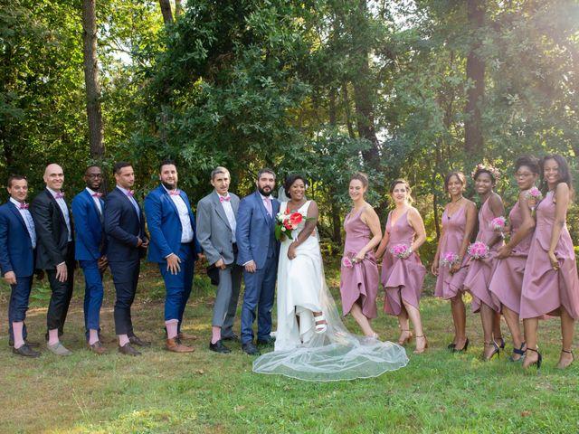 Le mariage de Antoine et Darlie à Luglon, Landes 22