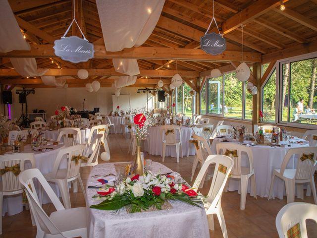 Le mariage de Antoine et Darlie à Luglon, Landes 29