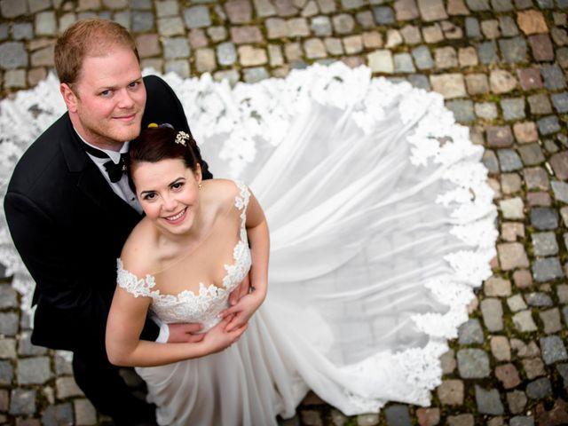 Le mariage de Becky et Nick