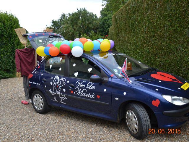 Le mariage de Ludo et Aurore à Villers-sur-Bonnières, Oise 9