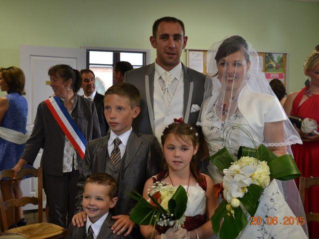 Le mariage de Ludo et Aurore à Villers-sur-Bonnières, Oise 12
