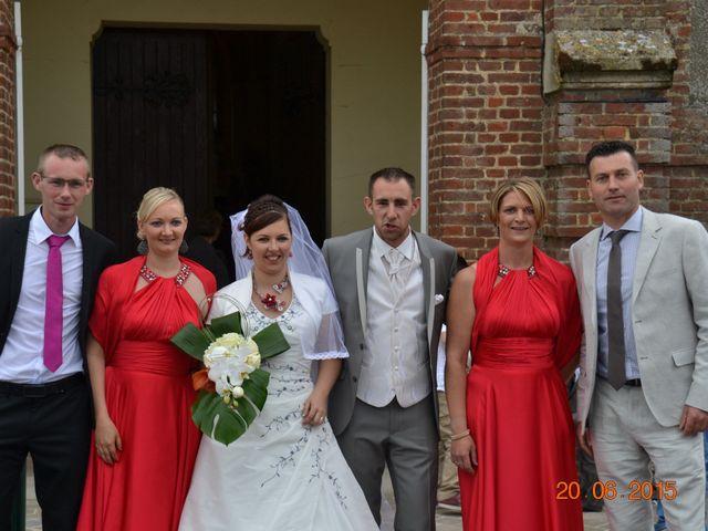 Le mariage de Ludo et Aurore à Villers-sur-Bonnières, Oise 13