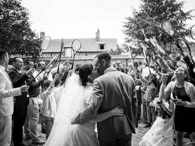 Le mariage de Ludo et Aurore à Villers-sur-Bonnières, Oise 18