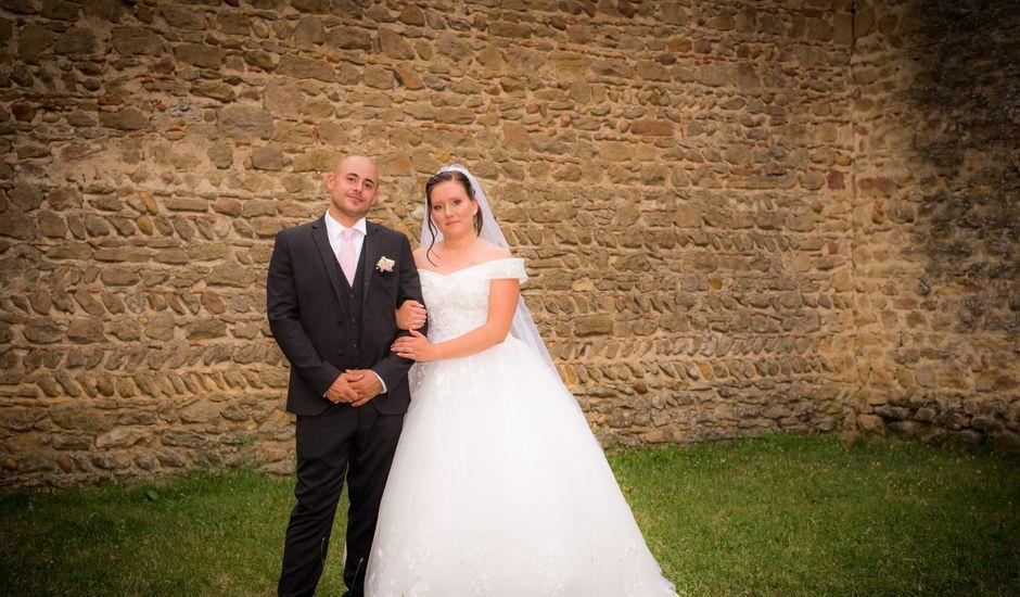 Le mariage de Gilles et Ophélie à Montseveroux, Isère