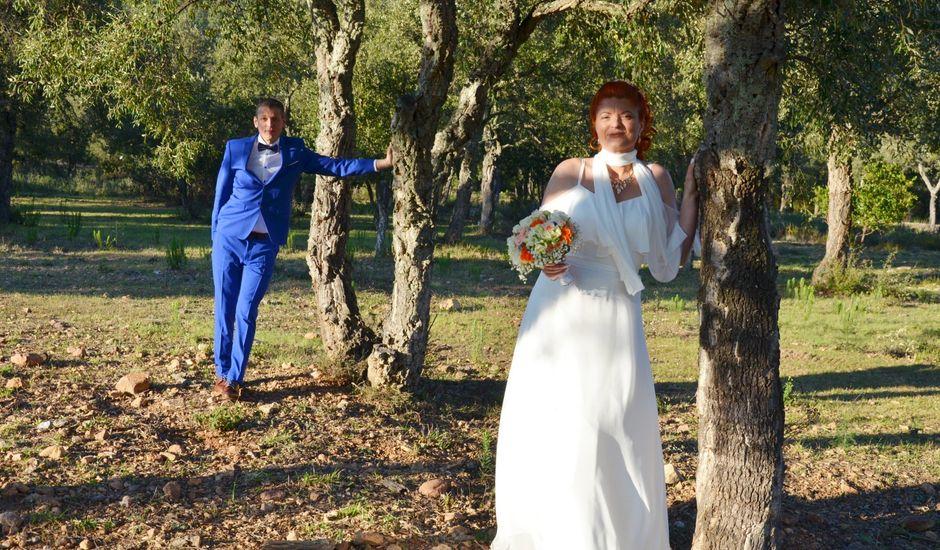 Le mariage de Benjamin et Stéphanie à Roquebrune-sur Argens, Var