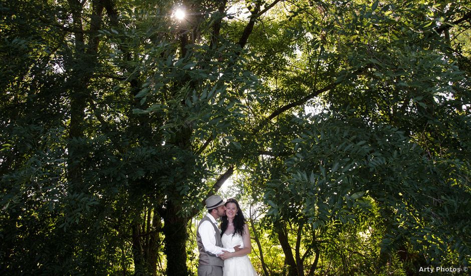 Le mariage de Antoine et Céline à Ménétrol, Puy-de-Dôme