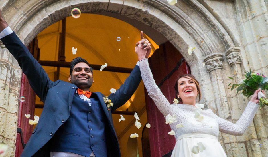 Le mariage de Frederic  et Morgane à Rochefort-sur-Loire, Maine et Loire