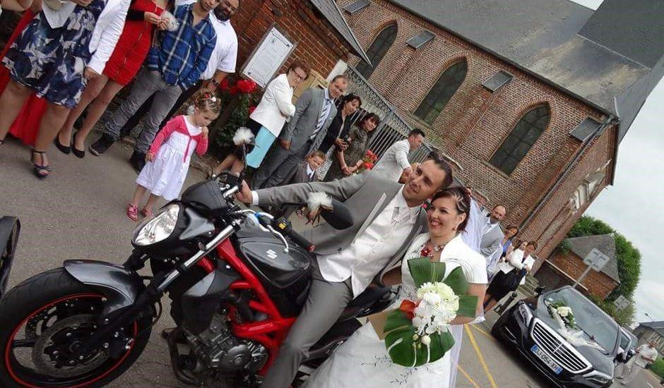 Le mariage de Ludo et Aurore à Villers-sur-Bonnières, Oise