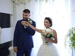 Le mariage de Susanna  et Simon 1