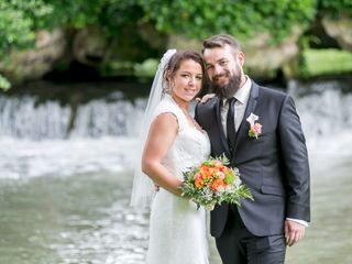 Le mariage de Caroline et Cédric