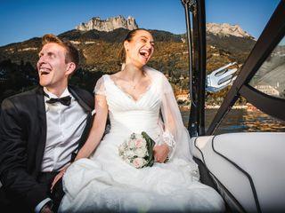 Le mariage de Giovanna et Domenico