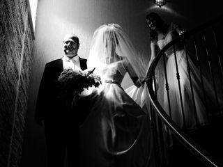Le mariage de Amy et Antoine