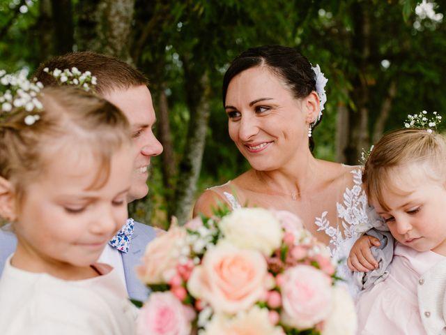 Le mariage de Laurent et Florianne à Saint-Romain-de-Lerps, Ardèche 16