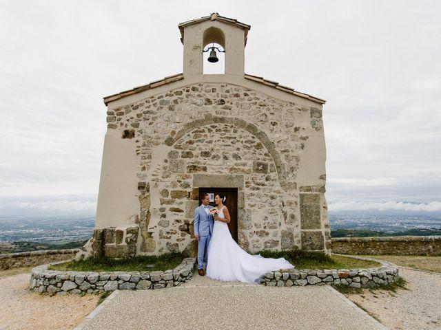 Le mariage de Laurent et Florianne à Saint-Romain-de-Lerps, Ardèche 19