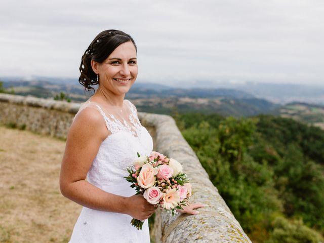Le mariage de Laurent et Florianne à Saint-Romain-de-Lerps, Ardèche 20