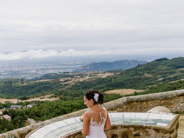 Le mariage de Laurent et Florianne à Saint-Romain-de-Lerps, Ardèche 21