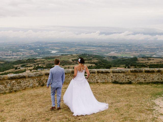 Le mariage de Laurent et Florianne à Saint-Romain-de-Lerps, Ardèche 25