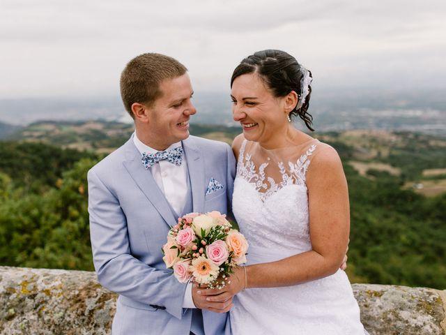 Le mariage de Laurent et Florianne à Saint-Romain-de-Lerps, Ardèche 26