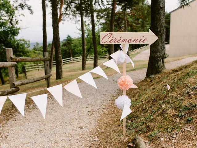 Le mariage de Laurent et Florianne à Saint-Romain-de-Lerps, Ardèche 30