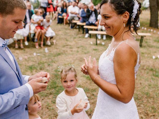 Le mariage de Laurent et Florianne à Saint-Romain-de-Lerps, Ardèche 40