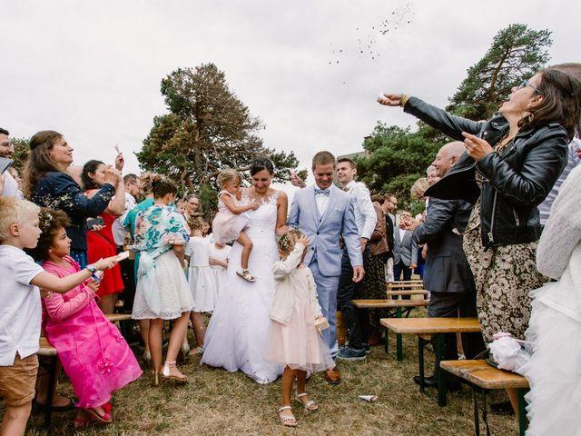 Le mariage de Laurent et Florianne à Saint-Romain-de-Lerps, Ardèche 42