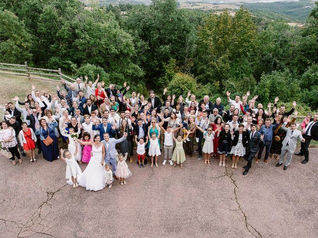 Le mariage de Laurent et Florianne à Saint-Romain-de-Lerps, Ardèche 53