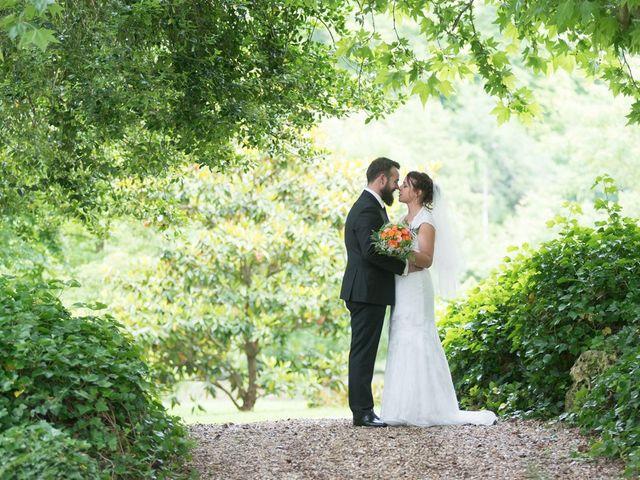 Le mariage de Cédric et Caroline à Hondouville, Eure 8