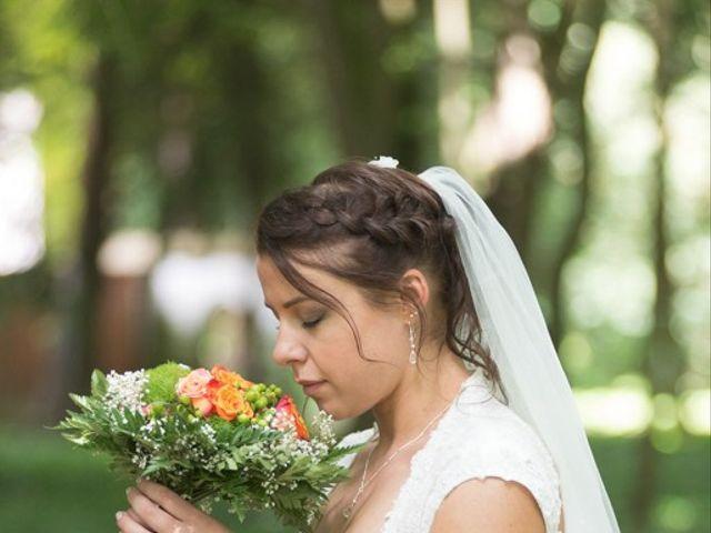 Le mariage de Cédric et Caroline à Hondouville, Eure 11