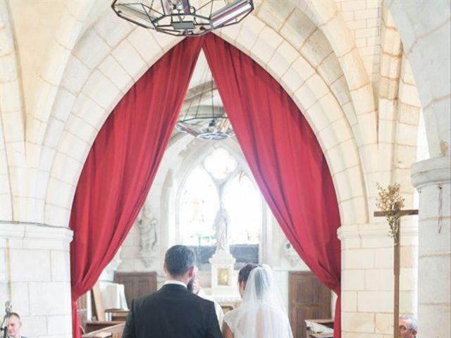 Le mariage de Cédric et Caroline à Hondouville, Eure 13