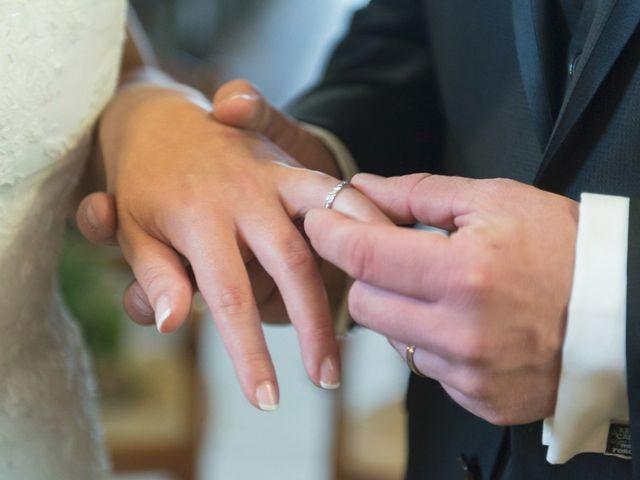 Le mariage de Cédric et Caroline à Hondouville, Eure 16