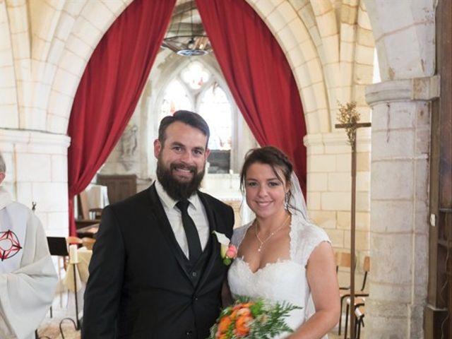Le mariage de Cédric et Caroline à Hondouville, Eure 17