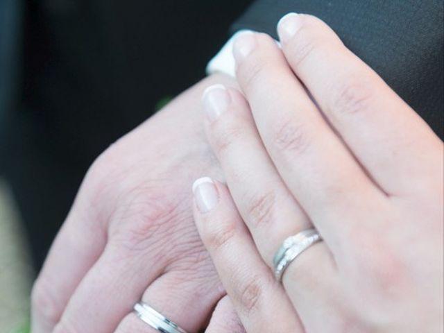 Le mariage de Cédric et Caroline à Hondouville, Eure 21