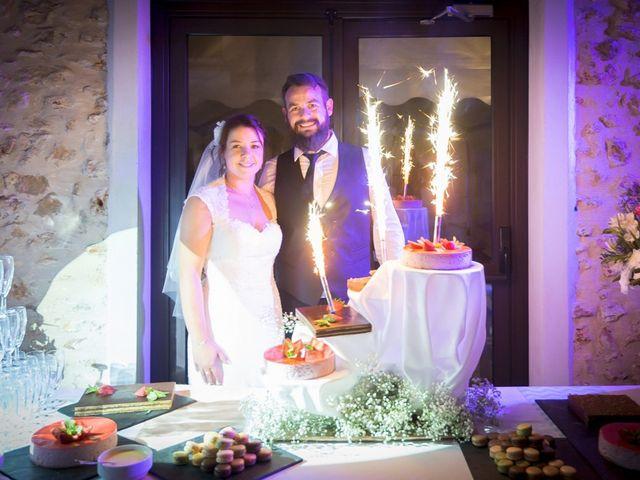 Le mariage de Cédric et Caroline à Hondouville, Eure 22